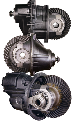 Meritor Truck Differential Carriers